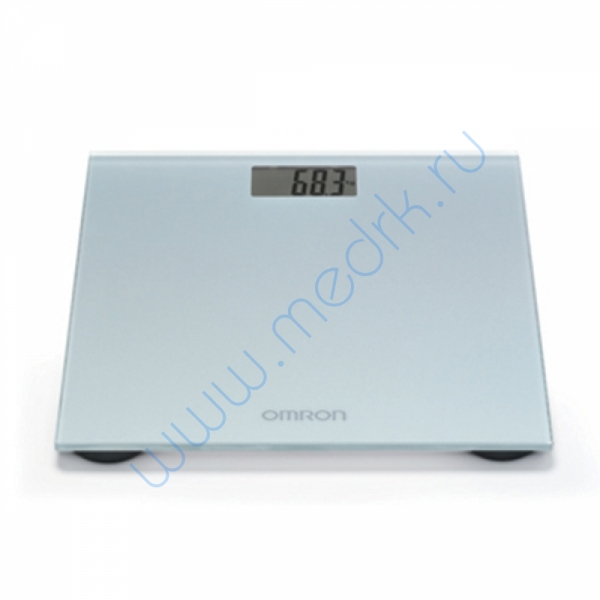 Весы напольные электронные Omron HN-289   Вид 1