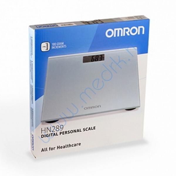Весы напольные электронные Omron HN-289   Вид 2
