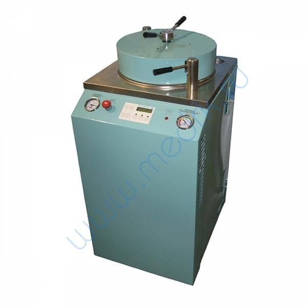 Стерилизатор паровой автоматический ВКа-75-ПЗ  Вид 1