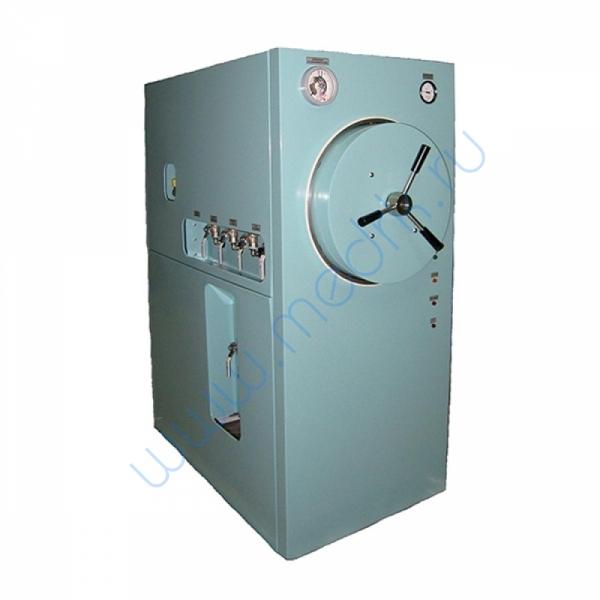Стерилизатор паровой полуавтоматический ГКа-100 ПЗ   Вид 1