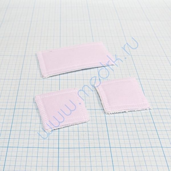 Прокладки под электроды для аппарата Трансаир и Доктор ТЭС  Вид 1