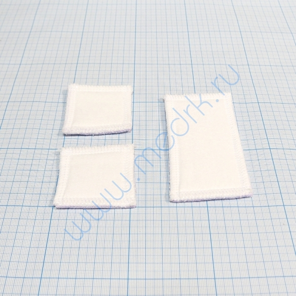 Прокладки под электроды для аппарата Трансаир и Доктор ТЭС  Вид 2