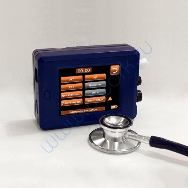 Монитор комбинированный ЭКГ и АД «Кардиотехника-07-АД-3  Вид 1