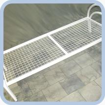 Кровать медицинская МСК-124