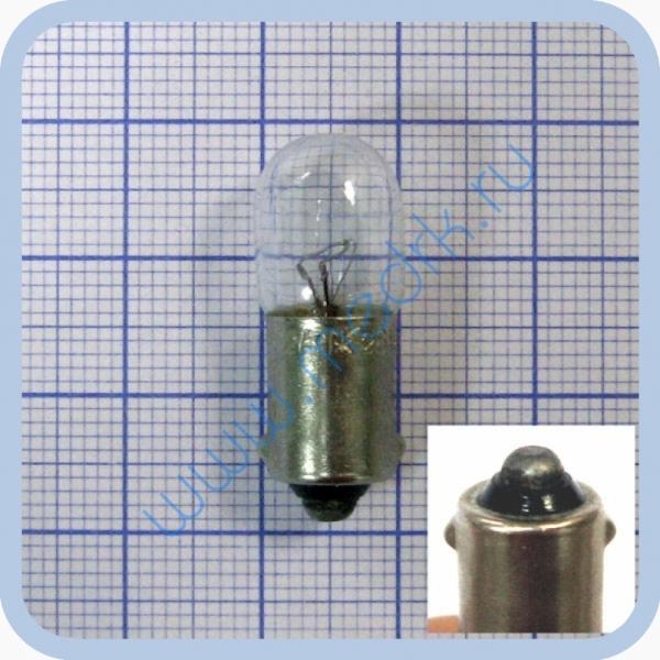 Лампа накаливания миниатюрная МН 26-0,12 BA9s/14
