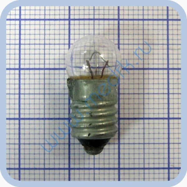 Лампа накаливания миниатюрная МН 26-0,12-1 E10/13