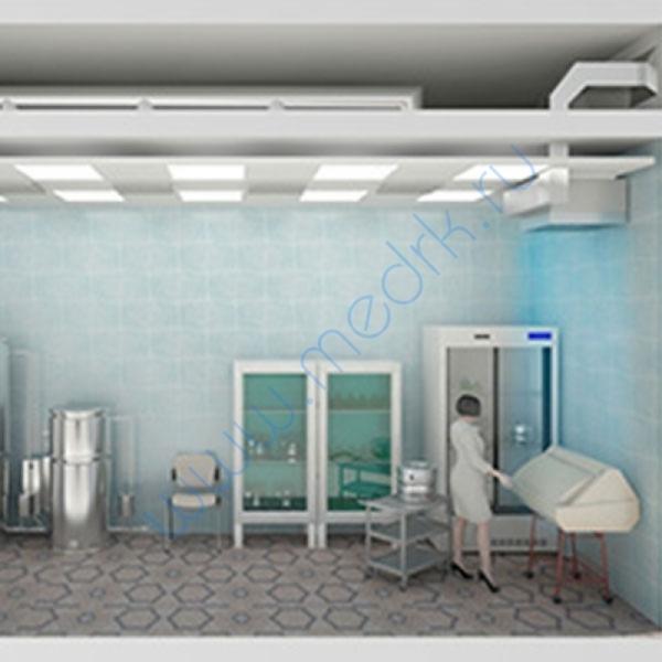 Потолок ламинарный Лам-600  Вид 2