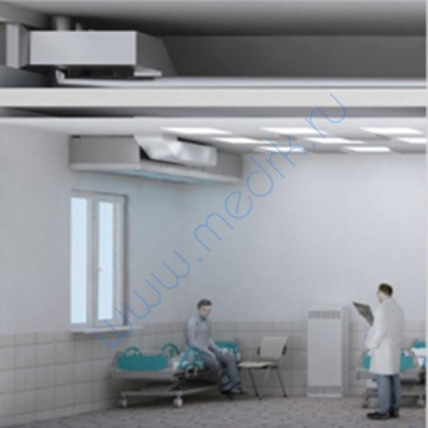 Потолок ламинарный Лам-1400  Вид 2