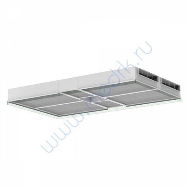 Потолок ламинарный Лам-7000  Вид 3