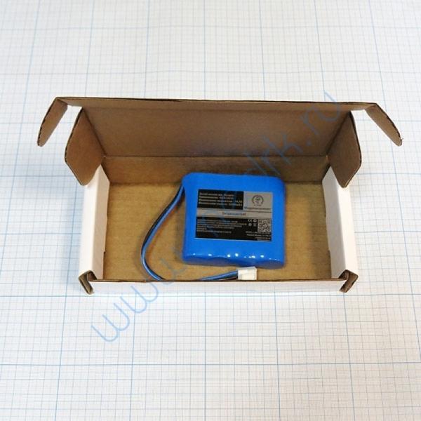 Батарея аккумуляторная 4ICR18650 с ПЗ (МРК)  Вид 1