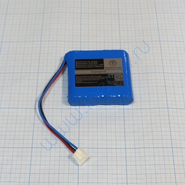 Батарея аккумуляторная 4ICR18650 с ПЗ (МРК)  Вид 5