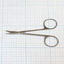 Ножницы глазные вертикально-изогнутые о/к 13-460 Iris