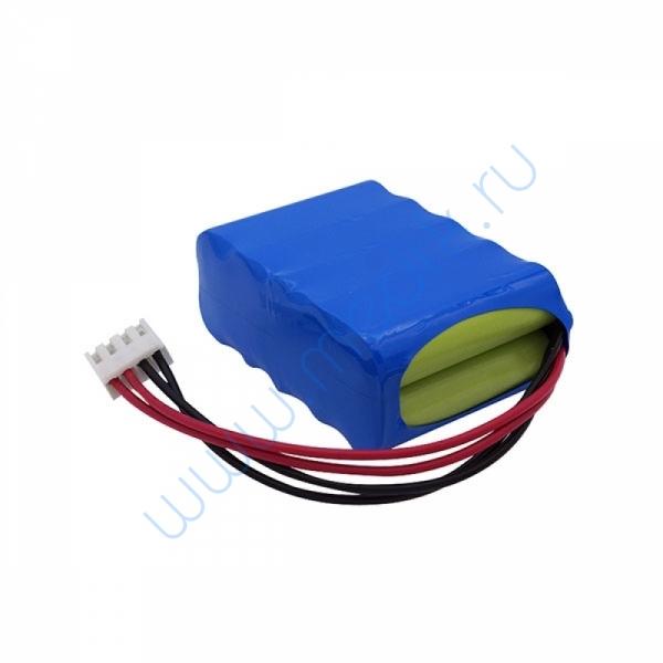 Батарея аккумуляторная 10H-AA2000 для BIOMED ECG-1A, ECG-2201, ECG-2201G (МРК)  Вид 2
