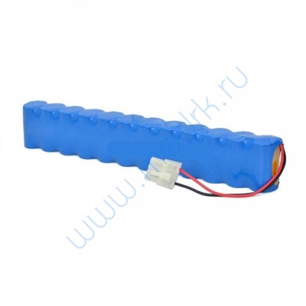 Батарея аккумуляторная 12Н-SC3000 для дефибриллятора Bruker 3002 IH, Schiller Defigard 3002 (МРК)  Вид 2