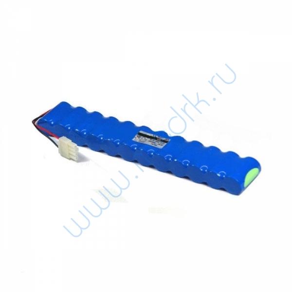 Батарея аккумуляторная 12Н-SC3000 для дефибриллятора Bruker 3002 IH, Schiller Defigard 3002 (МРК)  Вид 1