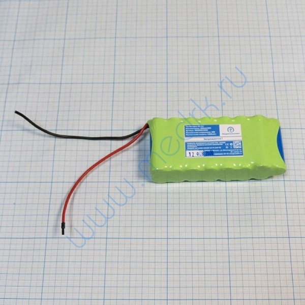 Батарея аккумуляторная 15D-AA1000 для дефибриллятора Responder (GE) 1000/1100 92916531 (МРК)  Вид 1