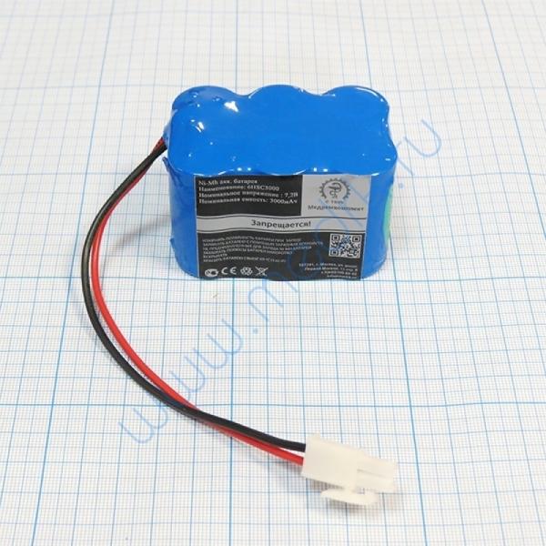 Батарея аккумуляторная 6H-SC3000P для BRAUN Perfusor fm (МРК)  Вид 1