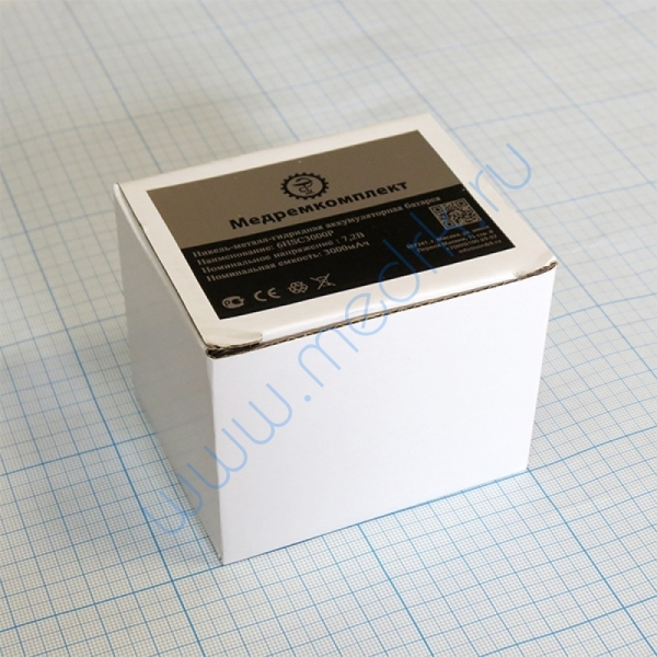 Батарея аккумуляторная 6H-SC3000P для BRAUN Perfusor fm (МРК)  Вид 5