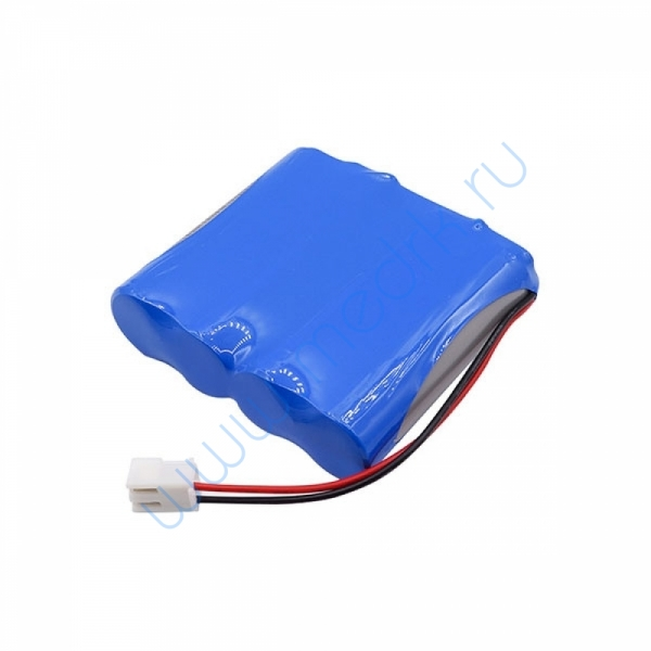 Батарея аккумуляторная 4ICR18650 с ПЗ для BIOCARE ECG-6010 (МРК)  Вид 1