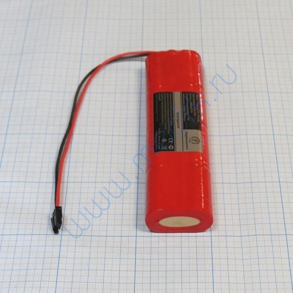 Батарея аккумуляторная 8D-SC2000 для Fukuda Cardisuny C100 с разъемом (МРК)  Вид 3