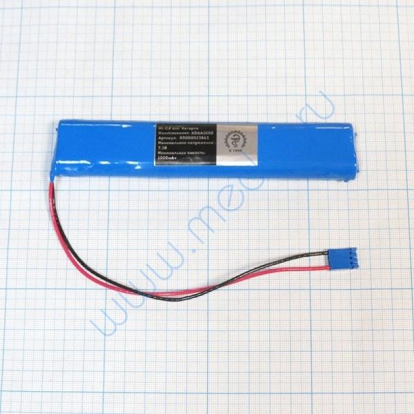 Батарея аккумуляторная 6D-AA1000B для Schiller AT-104, AT-105 (МРК)  Вид 1