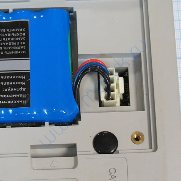 Батарея аккумуляторная 8H-AA2000 для Fukuda Denshi FCP-2155, FX-2111 (МРК)  Вид 6