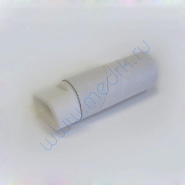Адаптер для одноразовых мундштуков-загубников к аппарату спирометрии