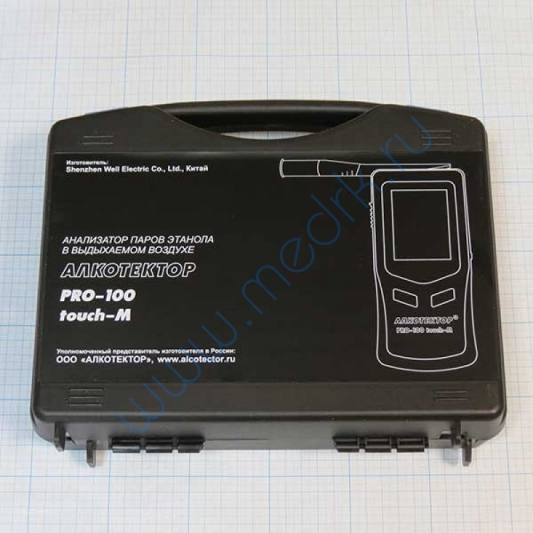 Алкотектор PRO-100 touch-M  Вид 2