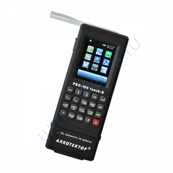 Алкотектор PRO-100 touch-K  Вид 1