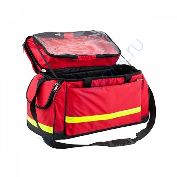 Сумка медицинская универсальная СМУ-04 для укладок скорой помощи  Вид 3