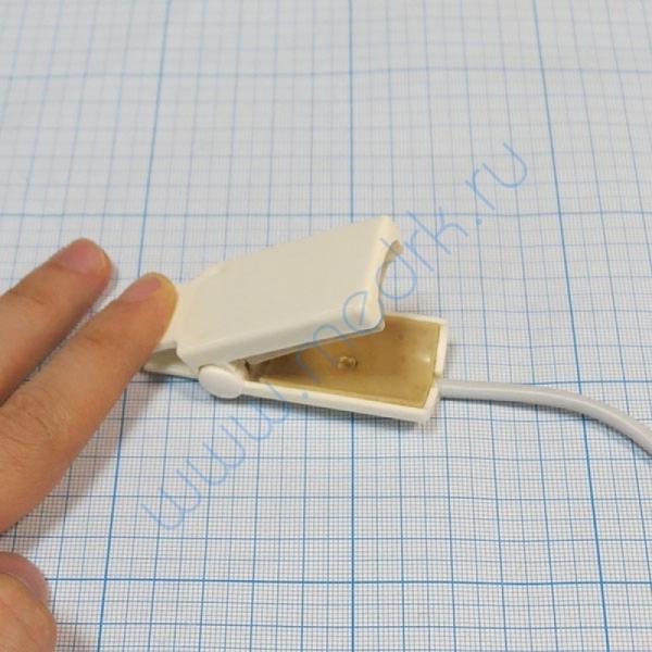 Датчик пульсометрический взрослый к пульсоксиметру Окситест-1  Вид 4