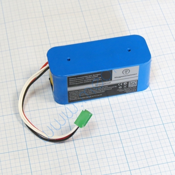 Батарея аккумуляторная 10D-SC2000 для монитора GE DASH2000 (МРК)  Вид 3