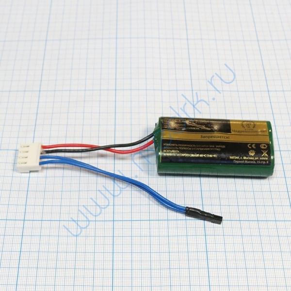 Батарея аккумуляторная 2ICR18650 c ПЗ и датчиком для ЭК12Т-01-