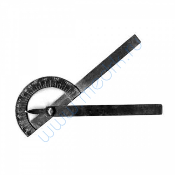 Угломер ортопедический малый 210 мм  Вид 1