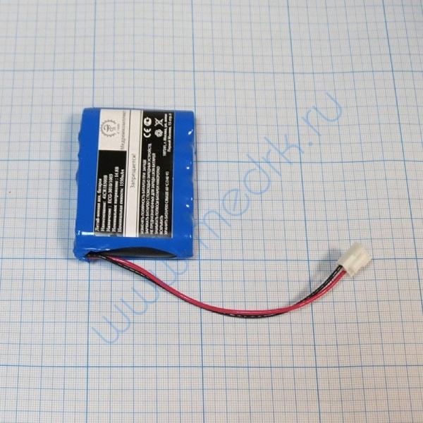 Батарея аккумуляторная 4ICR18500B с ПЗ (МРК)  Вид 4