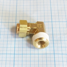Соединение угловое резьбовое 12R1/2 KFL12B-04S