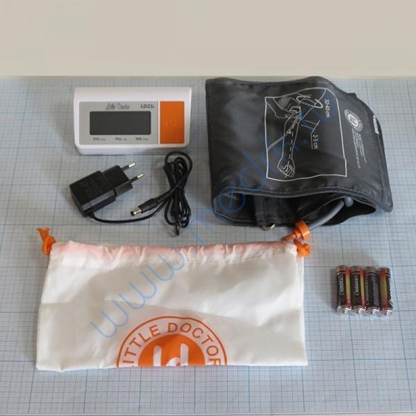 Тонометр автоматический Little Doctor LD23L  Вид 6