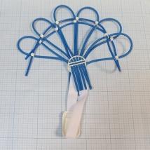 Шлем для крепления электродов ЭЭГ для аппаратов Нейро-Спектр (54-62)