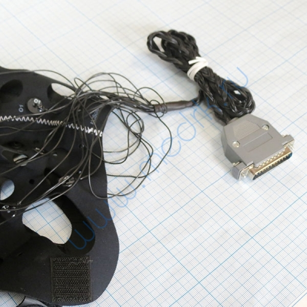 Шапка с комплектом электродов 16 каналов для Компакт-Нейро   Вид 4