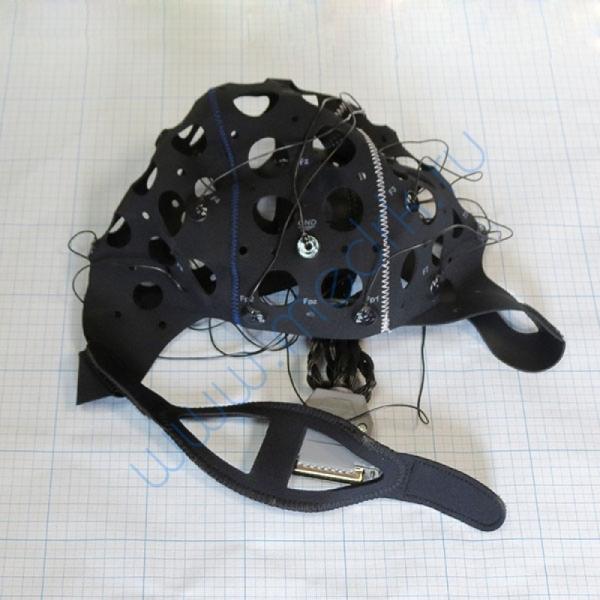 Шапка с комплектом электродов 16 каналов для Компакт-Нейро   Вид 5