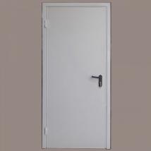 Дверь рентгенозащитная деревянная (ЛДСП) ДР-1 одностворчатая