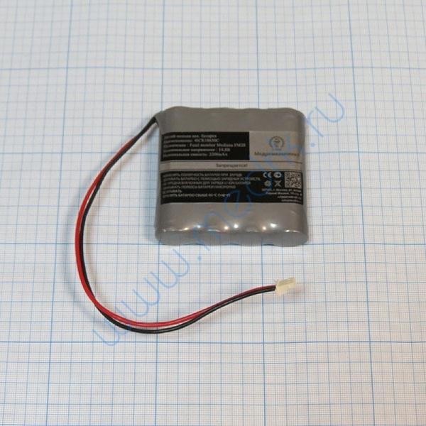 Батарея аккумуляторная 4ICR18650C с ПЗ (МРК)  Вид 1