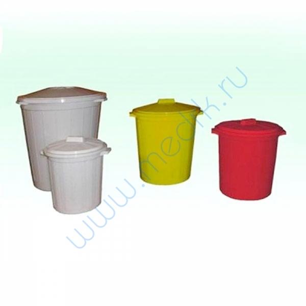 Бак для сбора и утилизации медицинских отходов 10 л  Вид 2