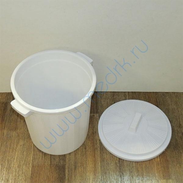 Бак для сбора и утилизации медицинских отходов 10 л  Вид 5