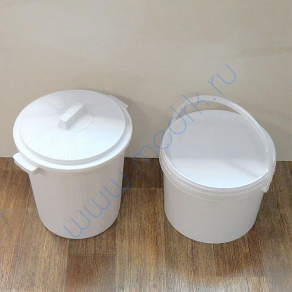 Бак для сбора и утилизации медицинских отходов 10 л  Вид 1