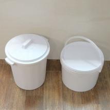 Бак для сбора и утилизации медицинских отходов 10 л