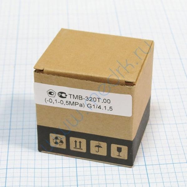Мановакуумметр ТМВ-320Т.00 (-0,1-0,5МРа)  Вид 5