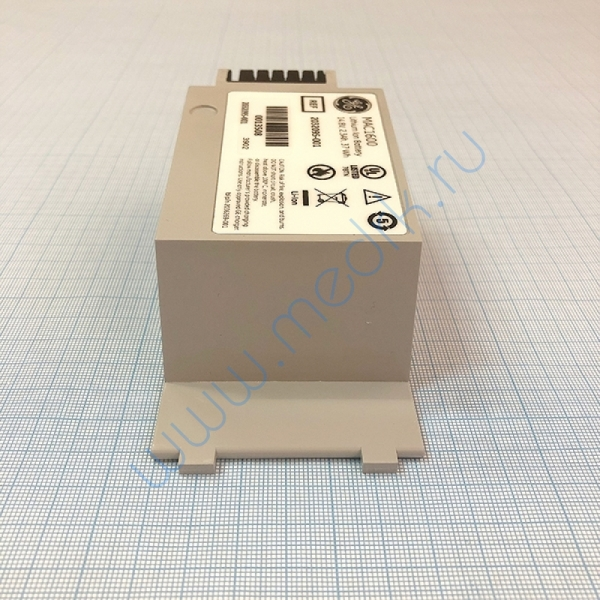 Аккумулятор для электрокардиографа MAC 1600 2035701-001  Вид 7