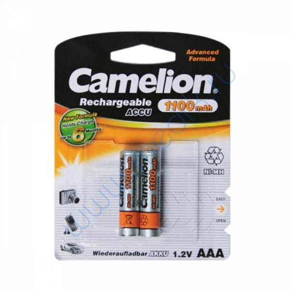 Аккумулятор Camelion R03 NI-MN BP-2 (2 шт.)  Вид 1