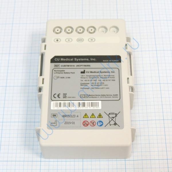 Аккумулятор для дефибриллятора HD-1   Вид 4